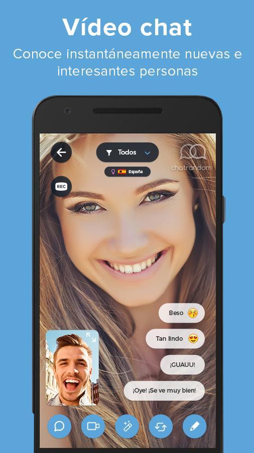 Camzap chat gratis con desconocidos