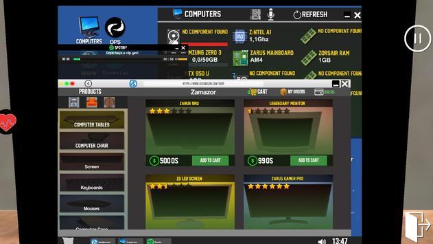 Streamer Life Simulator تصوير الشاشة 13