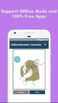 60 Hairstyles For Short Hair Child Step By Step screenshot 3