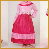 Children's Muslim Clothing Design icon