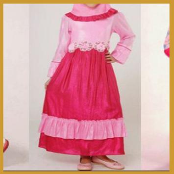 Children's Muslim Clothing Design poster
