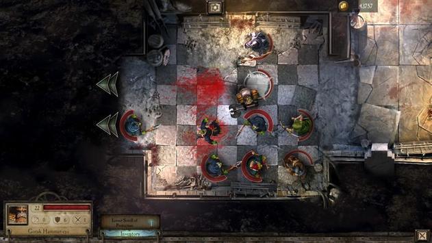 Warhammer Quest poster