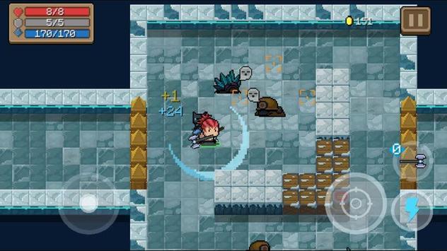 Soul Knight captura de pantalla 15