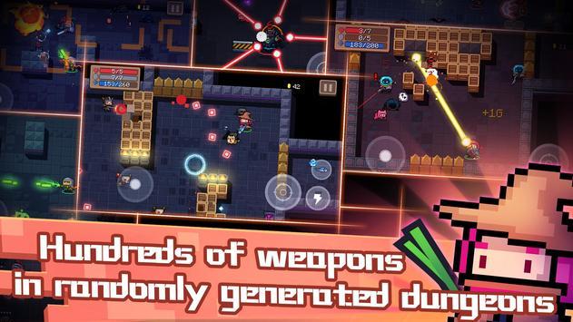 Soul Knight captura de pantalla 2