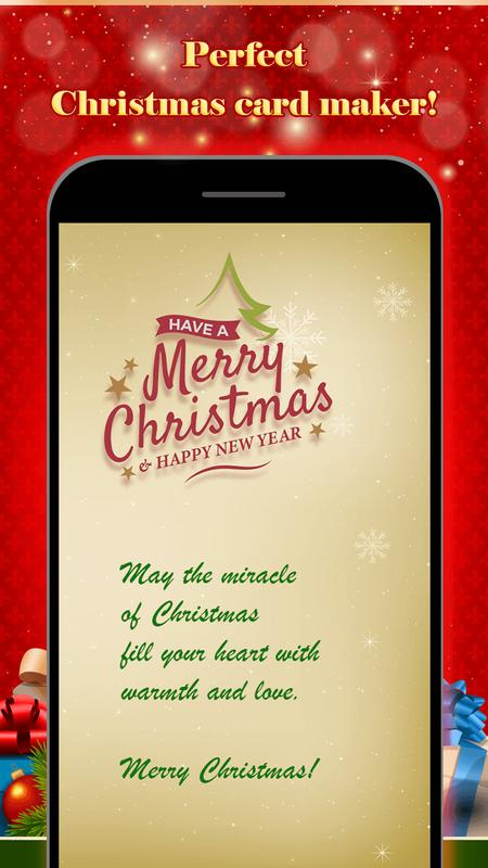 christmas and new year invitation cards screenshot 14