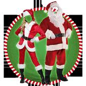 Christmas Dress Up - Santa Claus Photo Suit icon