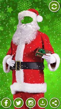 Christmas Dress Up - Santa Claus Photo Suit screenshot 4