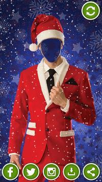 Christmas Dress Up - Santa Claus Photo Suit screenshot 5