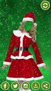 Christmas Dress Up - Santa Claus Photo Suit screenshot 6