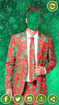 Christmas Dress Up - Santa Claus Photo Suit screenshot 2