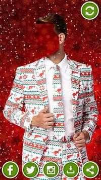 Christmas Dress Up - Santa Claus Photo Suit screenshot 3