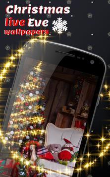 Christmas Eve Live Wallpaper screenshot 2