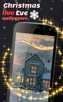 Christmas Eve Live Wallpaper screenshot 3