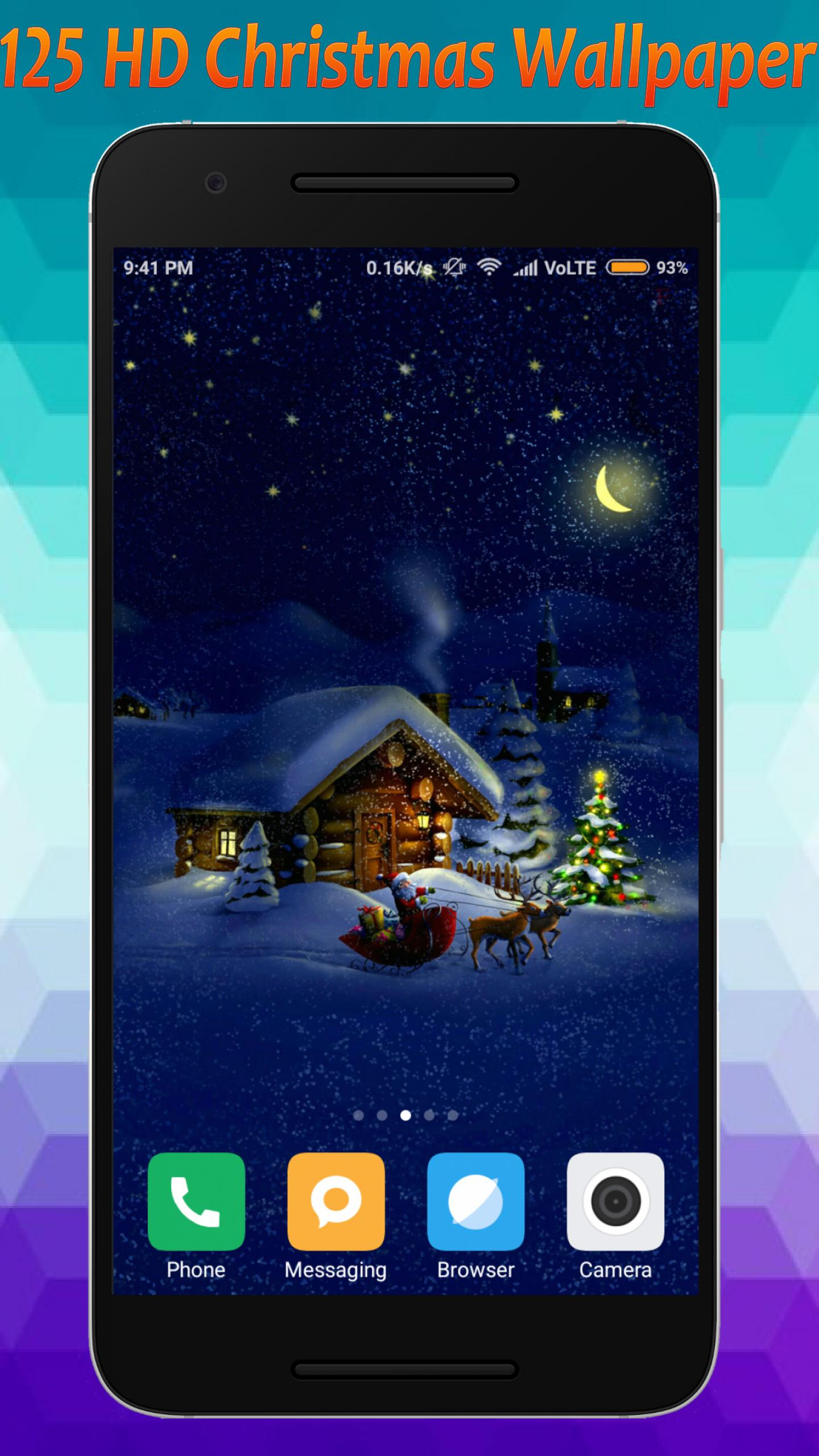 3d Merry Christmas Wallpaper For Android Apk Download