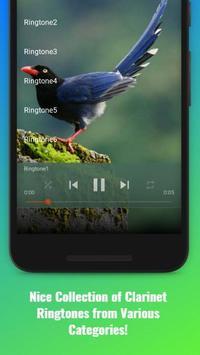 Clarinet Ringtones screenshot 1
