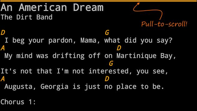 Pickin' and Grinnin' Songbook screenshot 7