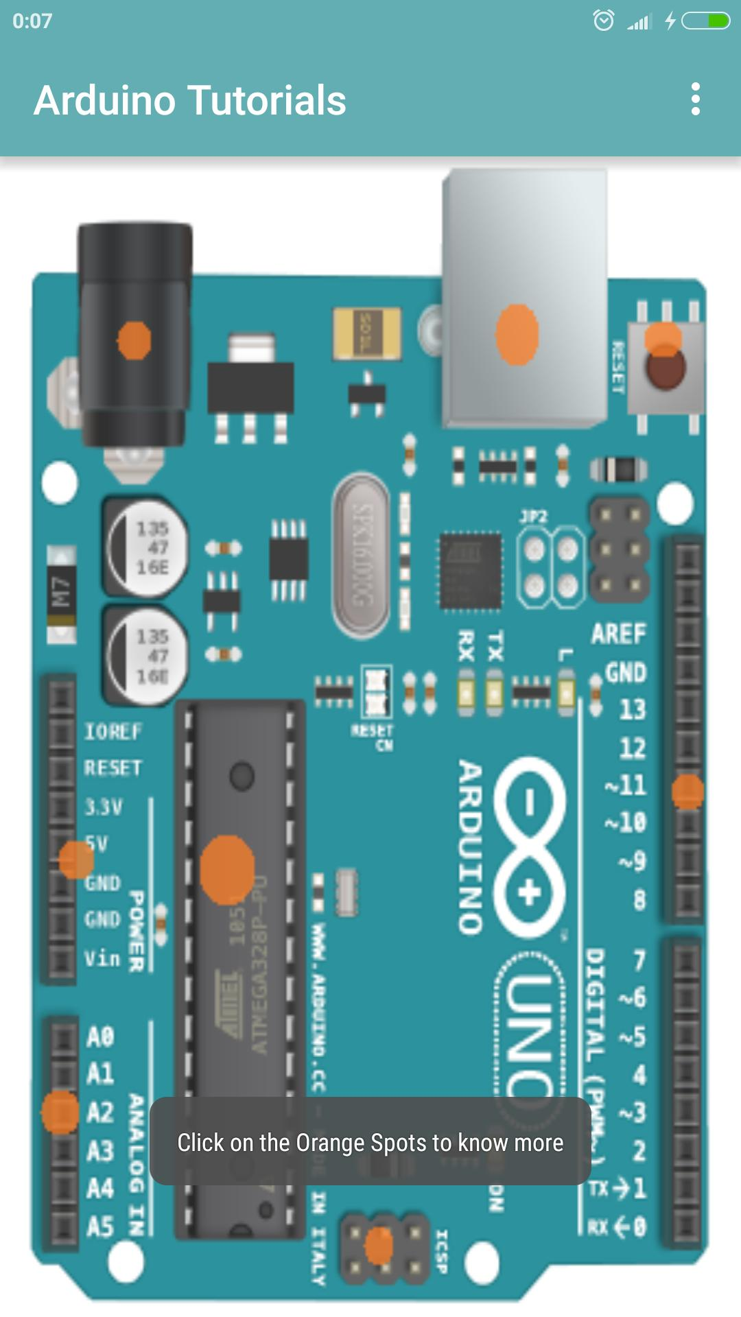 Arduino Tutorials for Android - APK Download