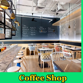 Coffee Shop Designs icon
