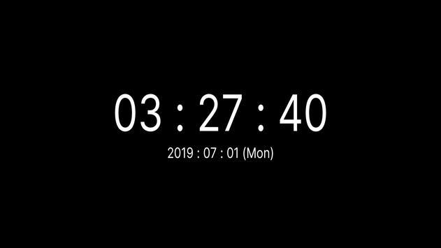 Digital Clock screenshot 4