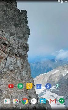 Panorama Wallpaper: Mountains2 screenshot 12