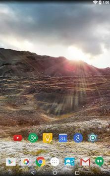 Panorama Wallpaper: Mountains2 screenshot 15