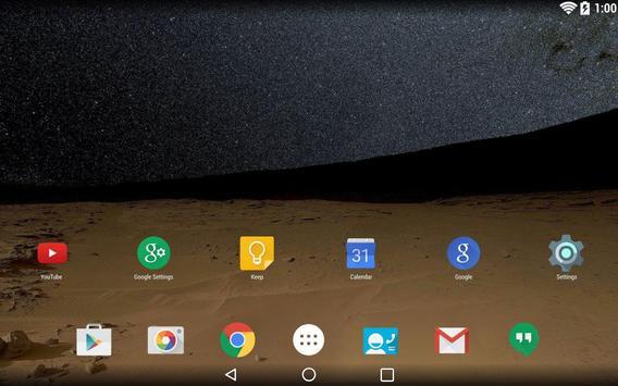 Panorama Wallpaper: Space screenshot 2