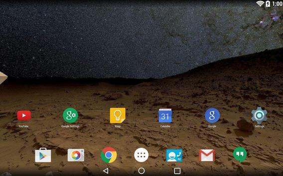 Panorama Wallpaper: Space screenshot 4
