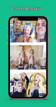 Cole And Sav Fans Videos screenshot 1