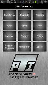 PTI Transformer poster