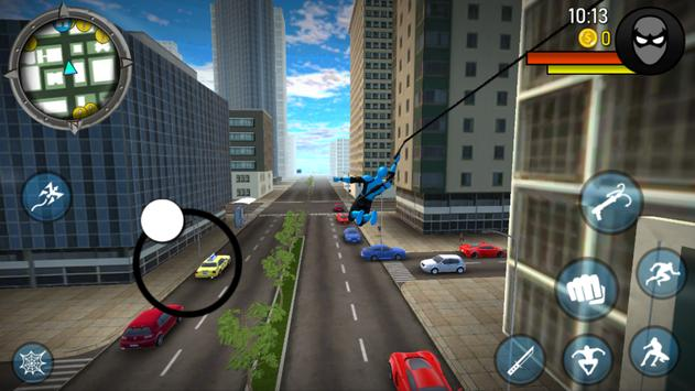 POWER SPIDER : Ultra Superhero Parody Game screenshot 5