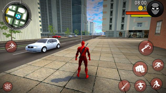POWER SPIDER - Ultimate Superhero Parody Game screenshot 2
