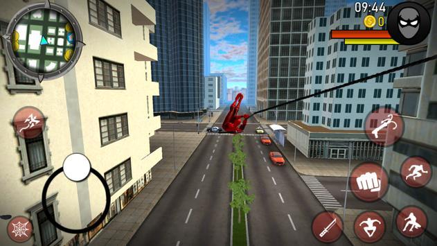 POWER SPIDER - Ultimate Superhero Parody Game screenshot 3