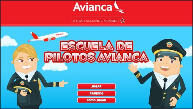 ESCUELA DE PILOTOS AVIANCA poster