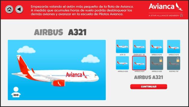 ESCUELA DE PILOTOS AVIANCA screenshot 6