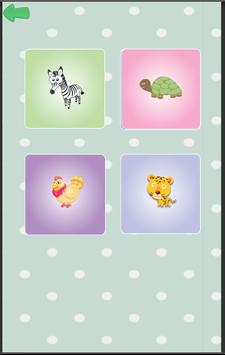 Animals for Babies - Toddlers learning app screenshot 6