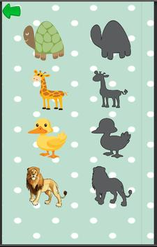 Animals for Babies - Toddlers learning app screenshot 10