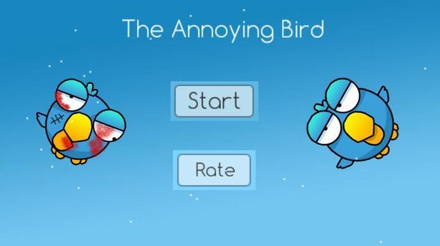 TheAnnoyingBird poster