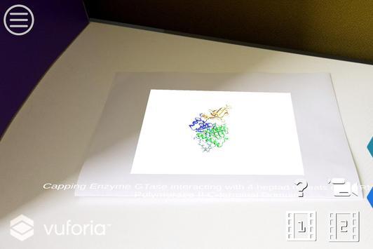 AR Proteins screenshot 3
