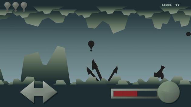 Balloon1 - How far can you get? screenshot 1
