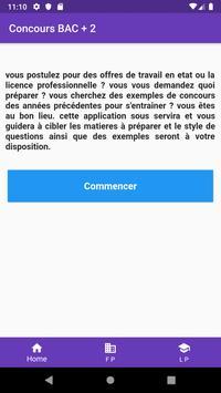 concours bac+2 screenshot 6