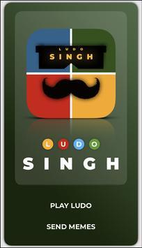 Ludo Singh poster