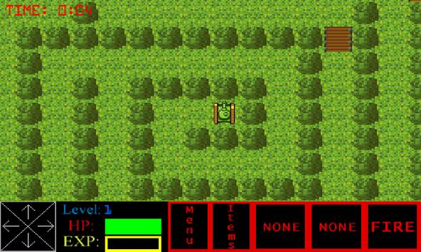 Tanktactics screenshot 1