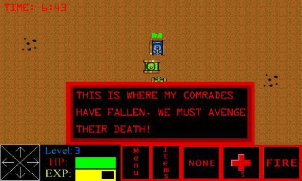 Tanktactics screenshot 2