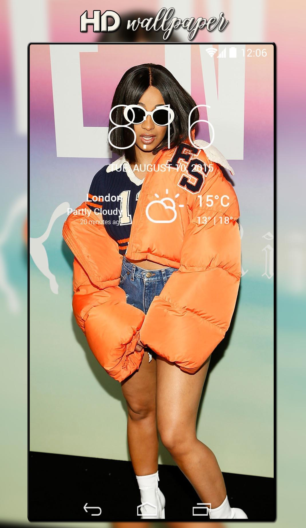 Best Cardi B Wallpaper Hd For Android Apk Download