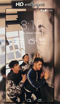 Jonas Brothers Wallpaper HD poster