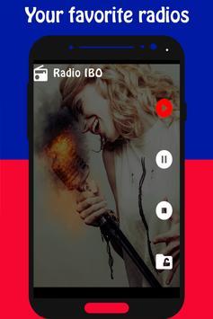 Radio IBO Haiti Free screenshot 1
