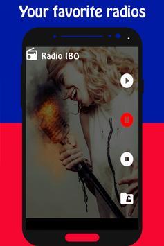 Radio IBO Haiti Free screenshot 2