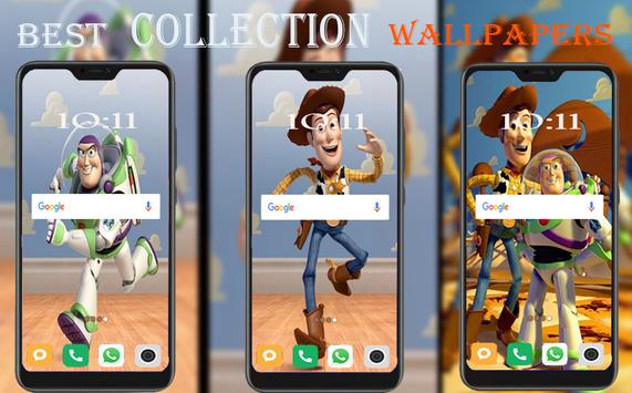 Wallpaper Cowboy For Toy Story HD poster