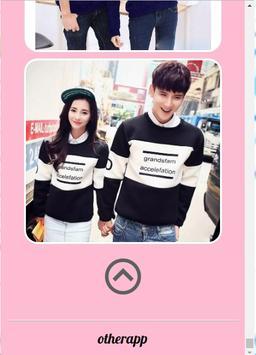 Couple Shirt Design screenshot 2
