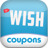 free Coupons for Wish icon